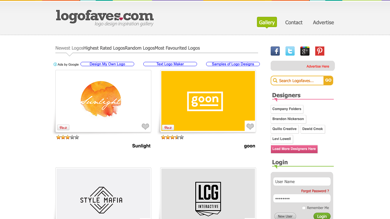 Logo Faves