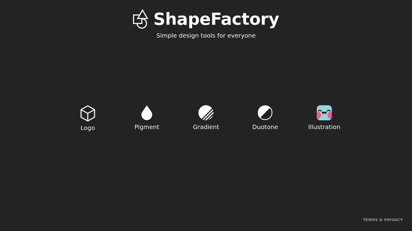 ShapeFactory